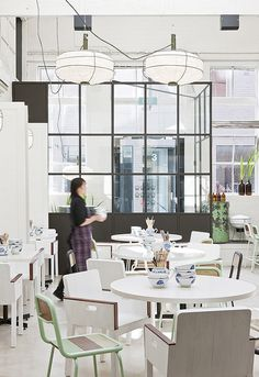 Restaurant David´s en Melbourne