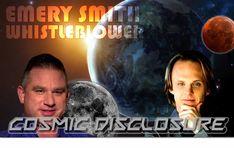 Emery Smith Whistleblower Cosmic Disclosure