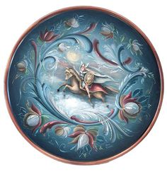 The Valkyries Telemark Plate Download Painting Lessons (http://www.jansenartstore.com/products/P3501-The-Valkyries-Download-$4.95.html)