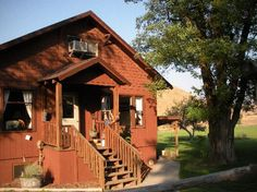 The ranchhouse - Picture of Wilson Ranches Retreat Bed & Breakfast ...