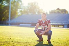 Hunter: Senior Session - TheKellysProductions