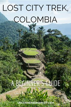 The Lost CityTrek in Colombia is a great 46km trek in the Sierra Nevada mountains. Here's all you need to know on how to prepare, pack and expect for this trek.  - Explore the World with Travel Nerd Nici, one Country at a Time. http://travelnerdnici.com