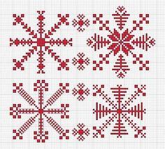 снежинки крестиком схема7 (400x360, 143Kb)