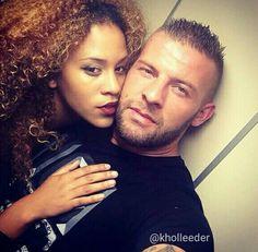 Gorgeous interracial couple #love #wmbw #bwwm