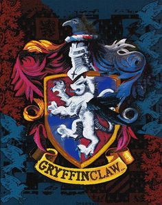 I got Gryffinclaw! The Hogwarts INTER-HOUSE Sorting