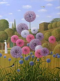 Alan Parry: June 2014   Arts and Crafts Garden