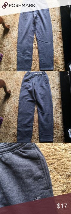 a6aebc0d7b0d Men s champion cotton pants Men s in excellent used condition no stains  rips or holes has 2