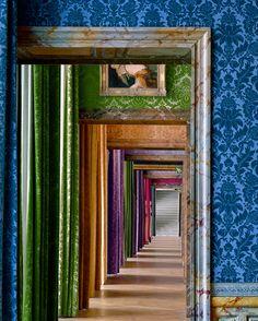Taken in the Salle les princesses royales, 2010 - Versailles - Robert Polidori