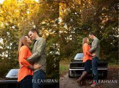 #ClarksvilleTNPhotographer #EnterpriseALPhotographer #CarEngagement #EngagementSession #EngagementIdeas #EngagementPhotos #CouplesPhotography