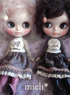 Mia and Aya Blythe