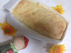 #EuFizSambaCooking  #DiaDePao   Hoje é dia de Pão ( Receitas de Técnicas de Panificação )  #Samba Cooking  https://m.youtube.com/watch?v=LxbwIiZehx0&feature=youtu.be  Sem forma para pão :/  Resolvi usar uma caixinha de leite forrada com papel manteiga :)  Ideia perfeita :)
