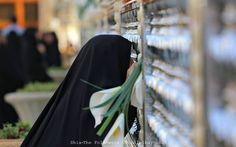 """""""Do not leave good-deeds and striving hard in worship depending upon love of Muhammad's descendants (AS) , and do not leave love of Muhammad's descendants (AS) and submission to their commandments depending upon worship because no one of the two is accepted without the other .""""  — Imam Ali al-Ridha (ع)"""