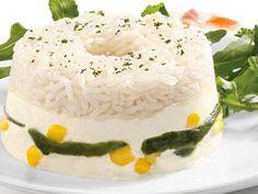 Receta de Rosca de Arroz Blanco y Rajas | Este rico arroz mexicano, es súper fácil de hacer y muy rico. Atrévete a preparar esta rosca de arroz blanco y rajas, es ideal para las fiestas patrias.