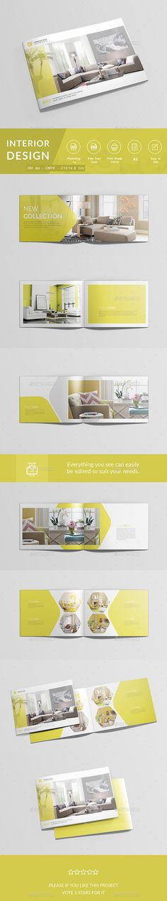 Interior Design  — PSD Template #template #customizable • Download ➝ https://graphicriver.net/item/interior-design/18534626?ref=pxcr