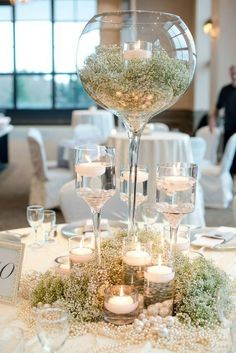Gorgeous 71 Unique Wedding Centerpieces https://weddmagz.com/71-unique-wedding-centerpieces/