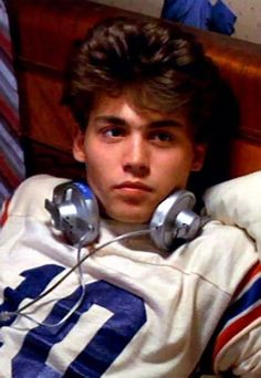 nightmare on elm street johnny depp
