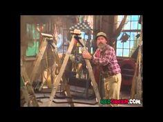 "Handyman Corner ""Step Ladders"" The Red Green Show, Ladders, Corner, Stairs, Staircases, Ladder"