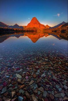 Two Medicine Lake, Montana (Manish Mamtani)