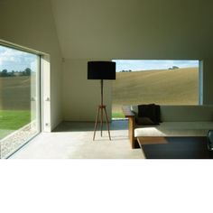 Interior of the Baron House by John Pawson.