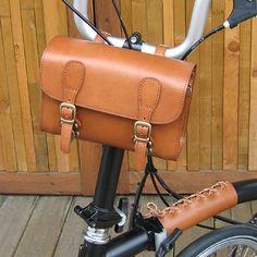 Naborsa Bicycle Square Handlebar Bag Messanger