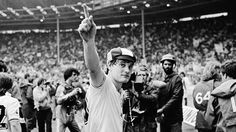 Glenn Hoddle after the 1981 FA Cup Final against City