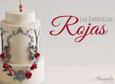 Las Zapatillas Rojas / Red Shoes Ballet Cake