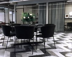 The La Pipe chair by Friends & Founders featured in the new co-working space The House. Green Valley, Coworking Space, Dining Room, Chair, Friends, House, Inspiration, Furniture, Amigos