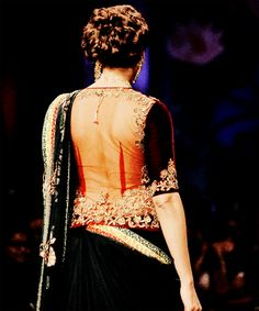 Best Blouse Designs, Sari Blouse Designs, Bridal Blouse Designs, Blouse Patterns, Indian Attire, Indian Wear, Indian Outfits, Lehenga, Anarkali