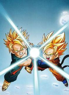 Goten and Trunks :)