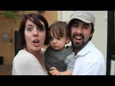 Funny Pregnancy Announcement Reactions! These are sweet! I love that they got their first response on camera =)