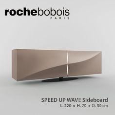 """PROFI"" ROCHEbobois SPEED UP WAVE 3dsMax 2009 и ниже (Vray) : Тумбы, комоды : Файлы : 3D модели, уроки, текстуры, 3d max, Vray"