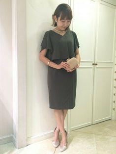 99a8b599e4c81 AIMER 松本パルコ店|eriさんのドレス「 WEB限定 セットアップ風