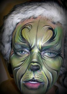 The Grinch is so cool, but i do not have that kind of time