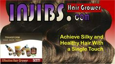 ACHIEVE SILKY AND HEALTHY HAIR WITH A SINGLE TOUCH OF Injibs Cosmets