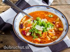 Диета на супе министрони