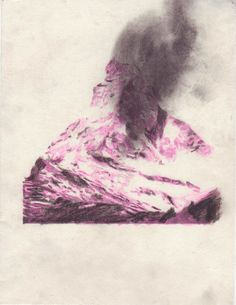 Becca Kallem | What is Visible (Smoke) (2012)