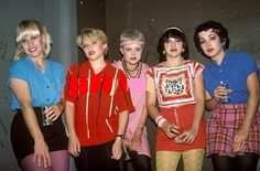 Oh my god, The Go-Go's are and were SO AWESOME! #vintage