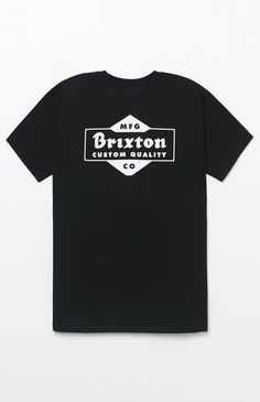 f9460f3685d Online Only! Elevate your laidback look with a little help from Brixton.  The Crowich · Apparel DesignShort SleevesShirt DesignsTeesT ...