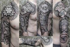 Half Sleeve  by Chaim Machlev