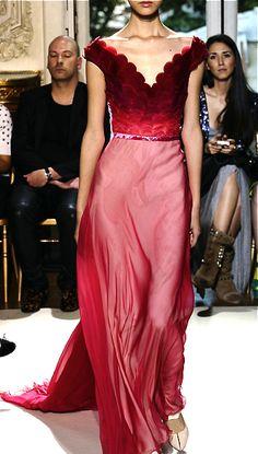 Défilé George Hobeika Automne-hiver 2012-2013 Haute couture