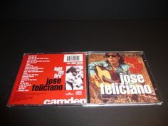 Light My Fire  Camden  by Jose Feliciano (CD, Feb-1997, Bmg/Rca Camden) #FolkRock