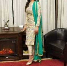 @harmanatwal Indian Suits Punjabi, Punjabi Salwar Suits, Designer Punjabi Suits, Punjabi Dress, Pakistani Dresses, Indian Dresses, Indian Wear, Indian Outfits, Patiala