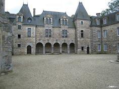 Bretagne » Côtes d'Armor » Le château de Rosanbo