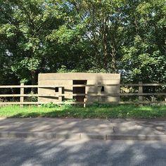 A Second World War bunker on the Kings Dyke in Whittlesey. Second World, Bunker, World War Two, Ww2, Museum, History, Instagram Posts, Plants, World War Ii