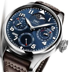 IWC Big Pilot Perpetual Calendar Limited Edition
