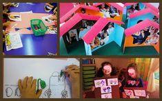 Προσχολική Παρεούλα : Η οικογένειά μου .. Family Crafts, Preschool Crafts, Polaroid Film, Blog, Family Day, Mother's Day, Activities, Party, Everything