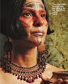 Tainos - Original habitants of the island of Hispanola/St. Domingue
