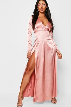 4ff697228400 26 best boohoo Maxi Dresses images | Dress casual, Dress summer ...