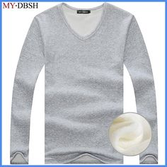 New Autumn Winter Brand New Men's Velvet Undershirts Casual Thermal Homme Long Sleeve Men's Johns Plus Size 5XL-M Free Shipping