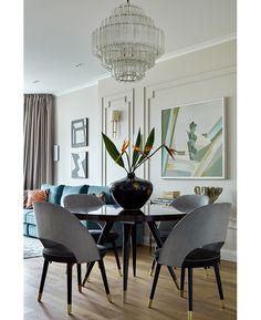 GS Interiors: квартира с настроением • Интерьер+Дизайн